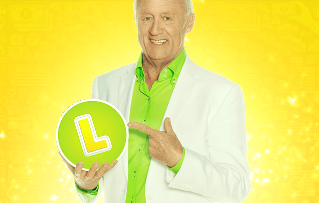 Chris Tarrant becomes the new face of Lottoland