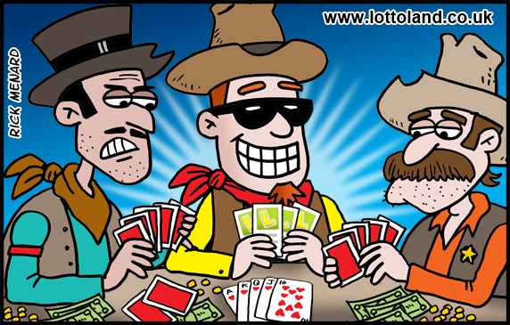 how to read a poker lotto your hand