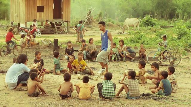 Erziehung in Kambodscha
