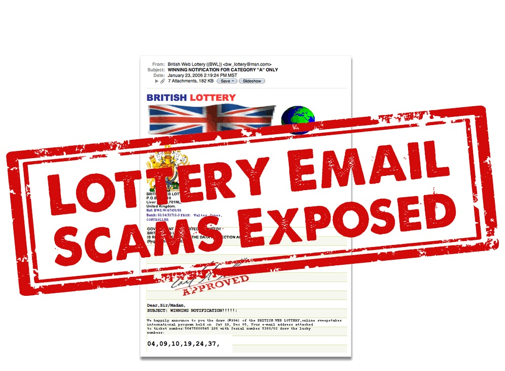 lottery scam Green card lottery scam hundreds of thousands of people want to come annually to north america, so it is no surprise that opportunities such as the green card.
