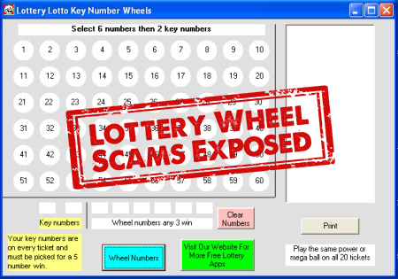 4 digit lottery strategies scams