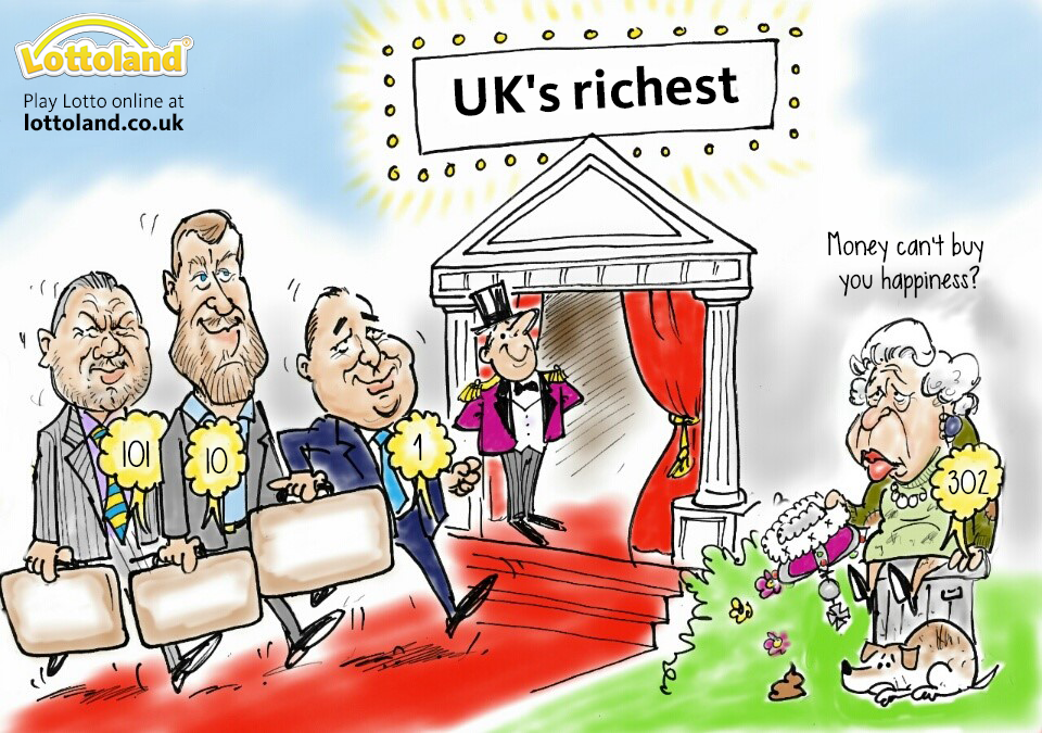 How Rich Is The Queen - Really?