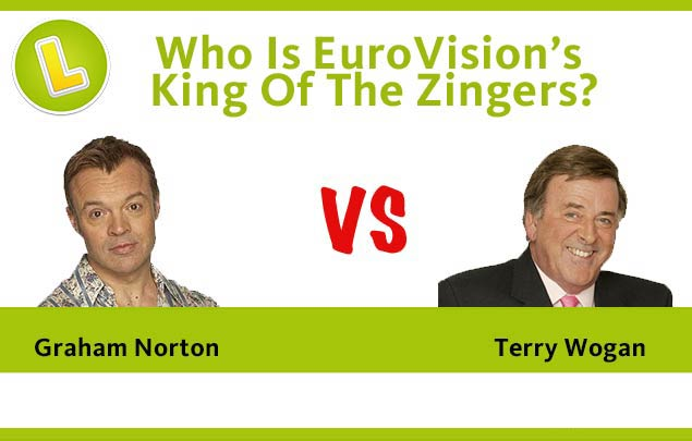 ESC Battle Royale: Terry Wogan Versus Graham Norton
