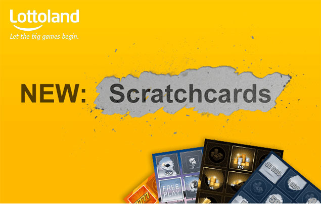 Lottoland Scratchcards: Strike It Rich – Anytime, Anywhere!