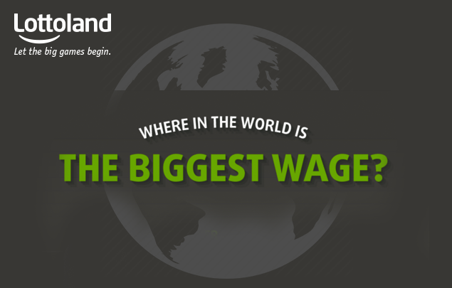 Where Is The World's Biggest Wage?