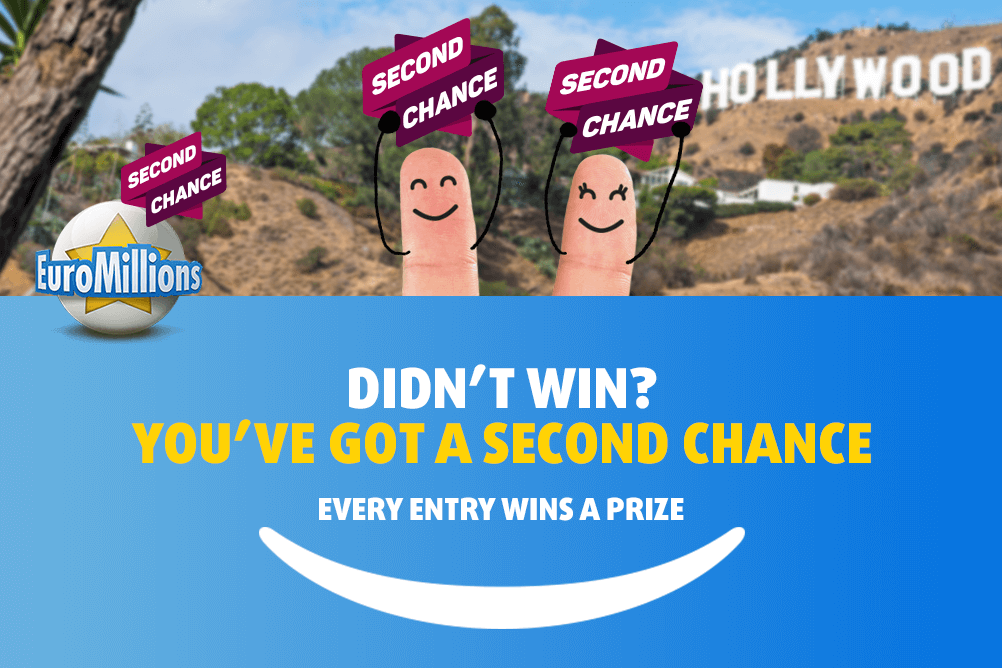 The Second Chance Prize Draw