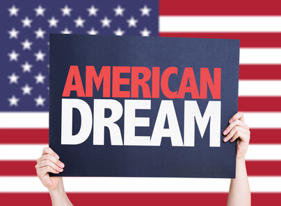 The American Dream Comes to Lottoland