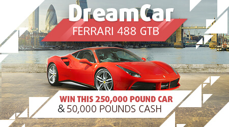 DreamcarsFerrari