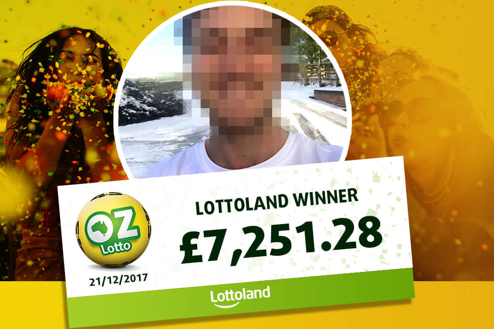 A Very Happy Birthday for a New UK Lottoland Winner