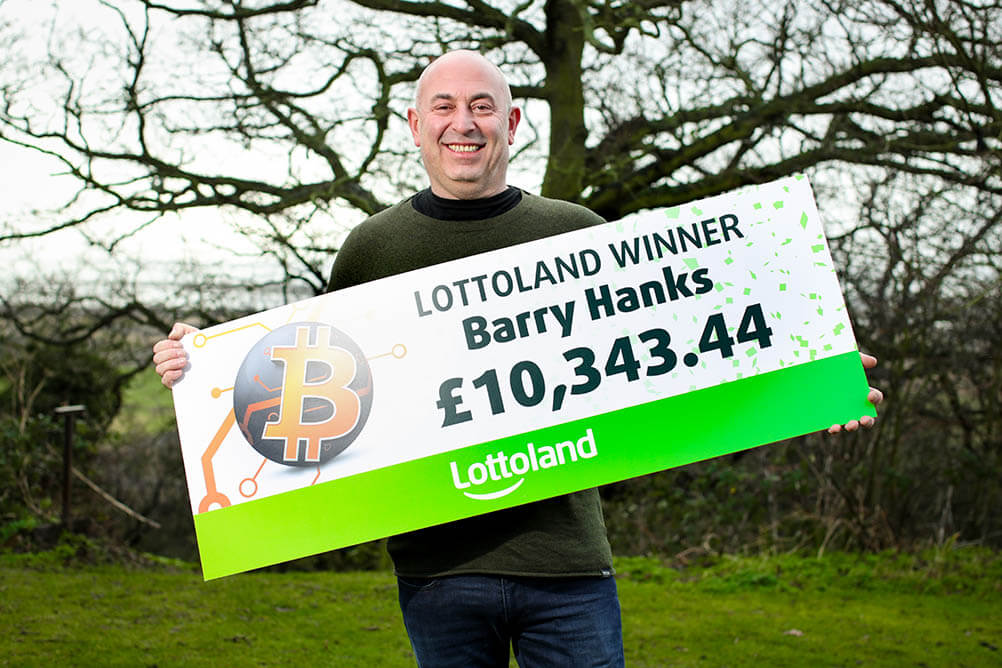 Bitcoin Lotto Competition Winner