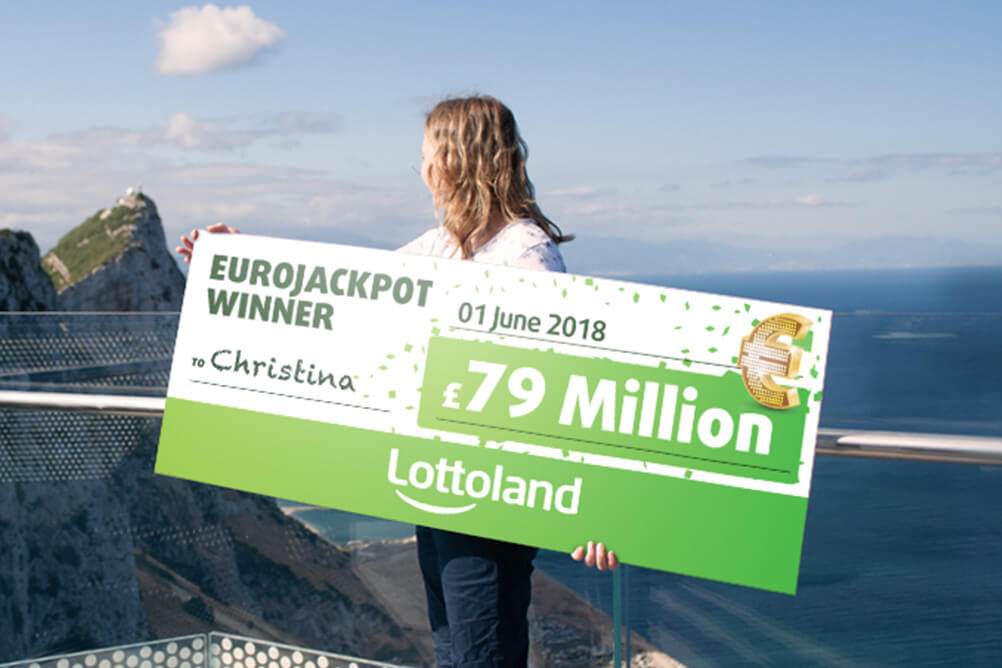 Cleaner Sweeps up a World Record £79M Win with Lottoland