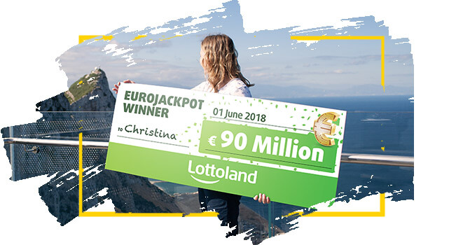 Eurojackpot Lotto Winner - Christina from Berlin