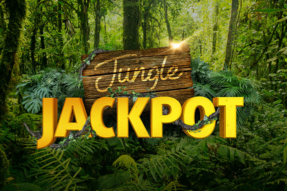 Jungle Jackpot: Free £1 Million Competition