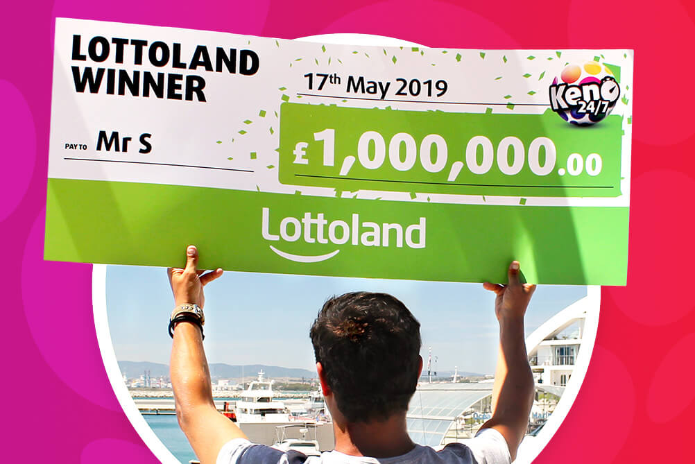 Million Pound Keno Winner from Yorkshire